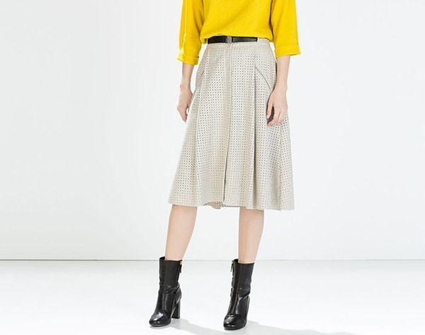 19 Ways to Wear Midi Skirts This Season
