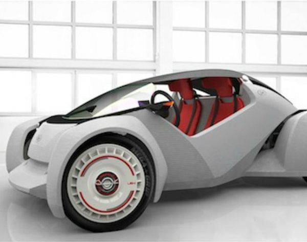 Now You Can 3D Print Your Own Car for $20,000