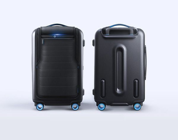 Never Lose Your Luggage Again With This Smart Carry-On