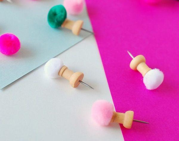 Put a Pin In It: 15 DIY Push Pins