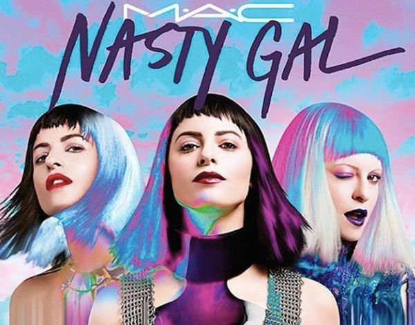 MAC + Nasty Gal = This #GirlBoss-Approved Makeup Collection