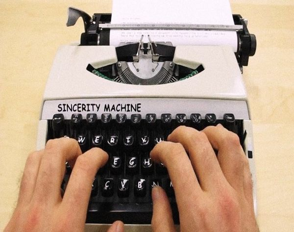 This Comic Sans Typewriter Is Hilarious + Also Our Nightmare