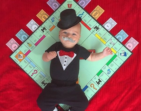 This Baby Has Better Halloween Costumes Than You