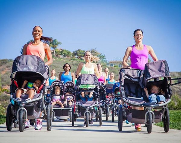 How to Make Time for a Workout When You Have Kids