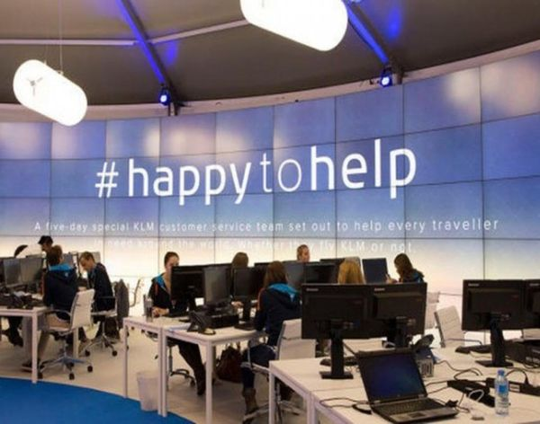 Got Travel Troubles? This Airline Is #HappyToHelp