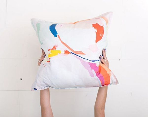 Put a Pillow On It: 17 Colorful Cushions for Your Couch