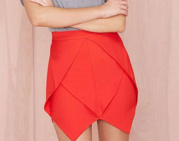 15 Asymmetrical Hemlines to Amp Up Your Style
