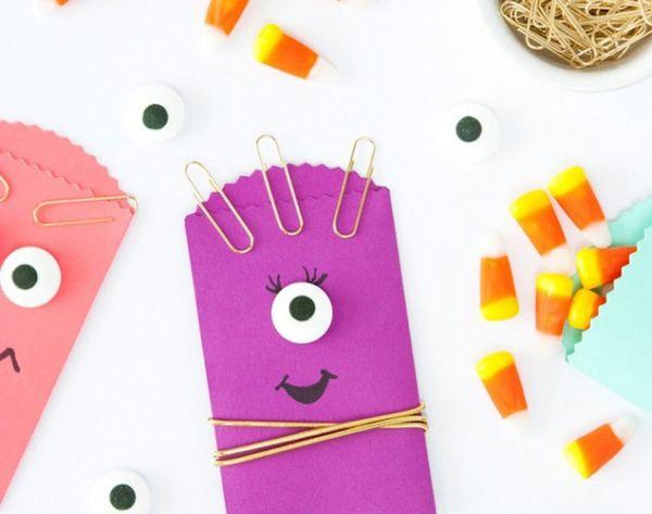 15 Cute DIY Ways to Package Your Halloween Treats