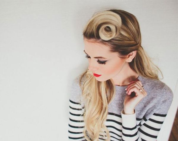 16 Easy Twisted Hairdos You Can DIY