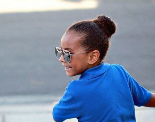 11 Easy Hairstyles to Get Your Kids Out the Door Fast