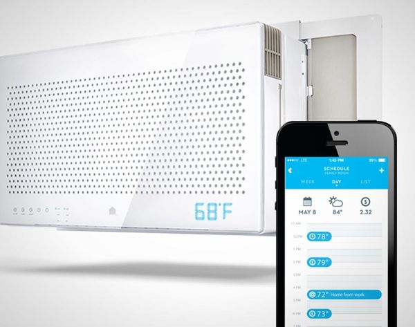 Quirky and GE Just Invented the 'Smartest' Air Conditioner Ever