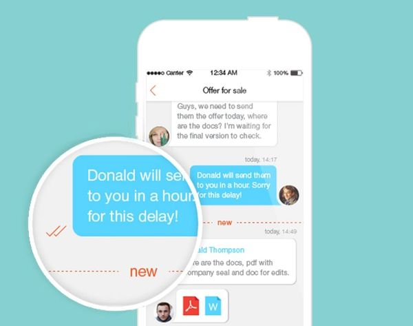 This App Turns Your Email into AIM