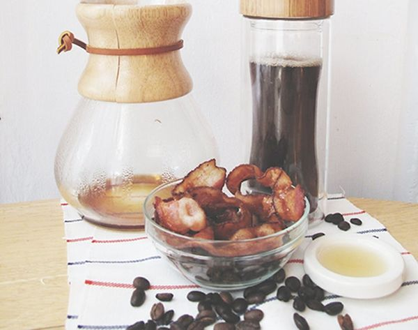 Step Aside, PSL: Maple Bacon Coffee Is Our New Fave Brew
