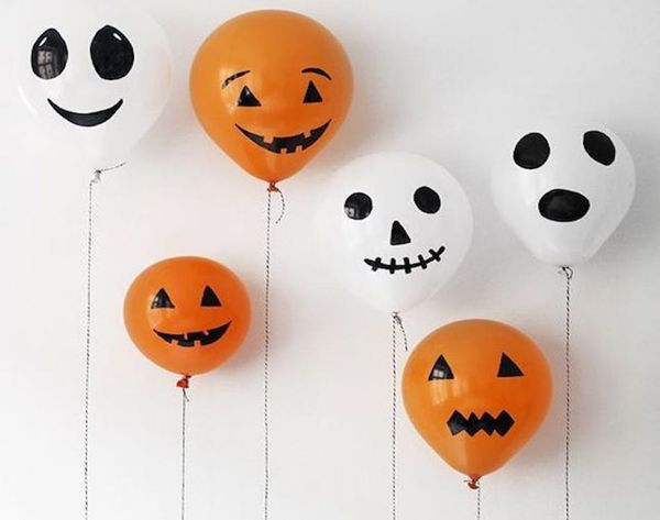 17 DIYs for a Budget-Friendly Kids Halloween Party