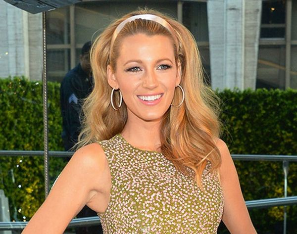 See Blake Lively's Perfect Fall Baby Shower Photos