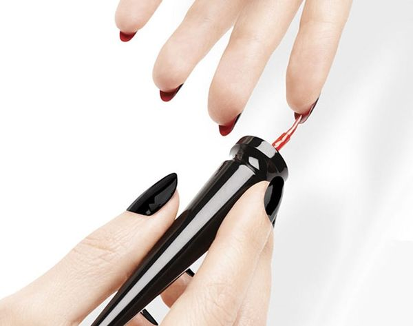 How to Paint Your Nails, According to Christian Louboutin