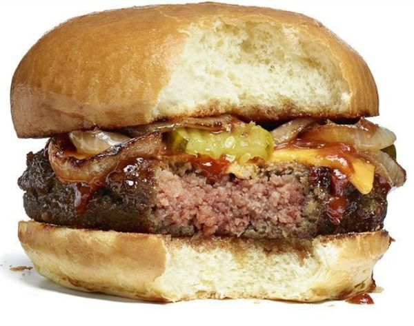 The Secret to These Veggie Burgers Is… Plant Blood?!