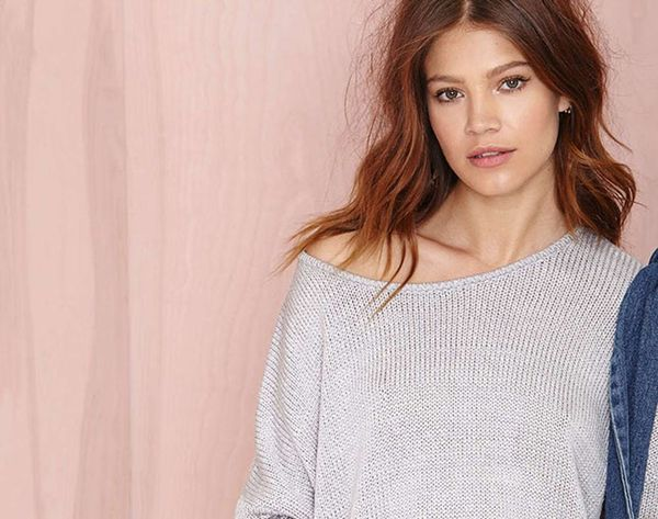 21 Oversized Sweaters to Rock This Fall