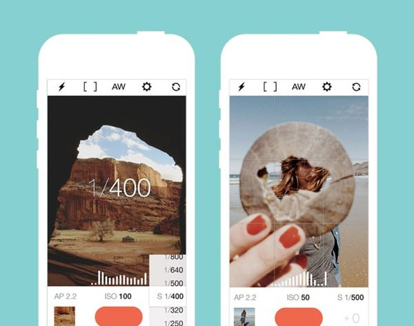 This App Turns Your iPhone into a Pro Camera