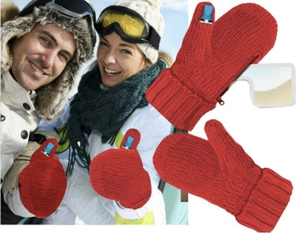 Mitten Flasks Might Be Winter's Hottest New Accessory
