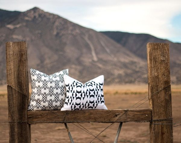 Style Your Sofa With These Patterned Pillows