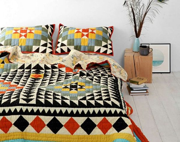 Get Cozy! 21 Modern Quilts You'll Love