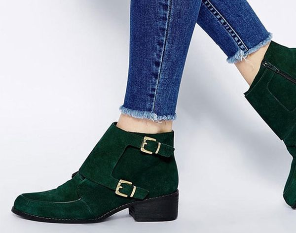 Found: 15 Booties to Wear on Your Next Fall Adventure