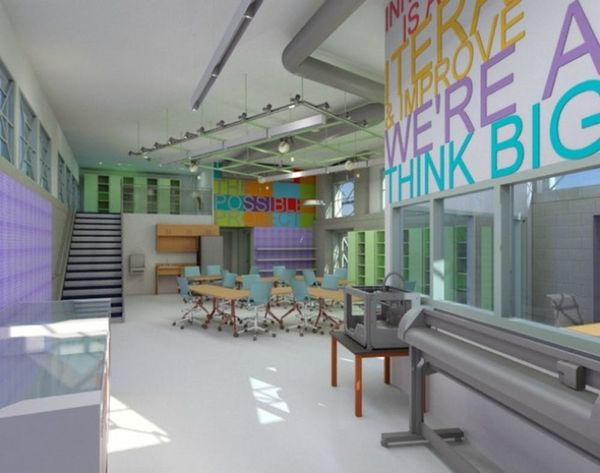 This Makerspace Inspires Kids to Be Entrepreneurs