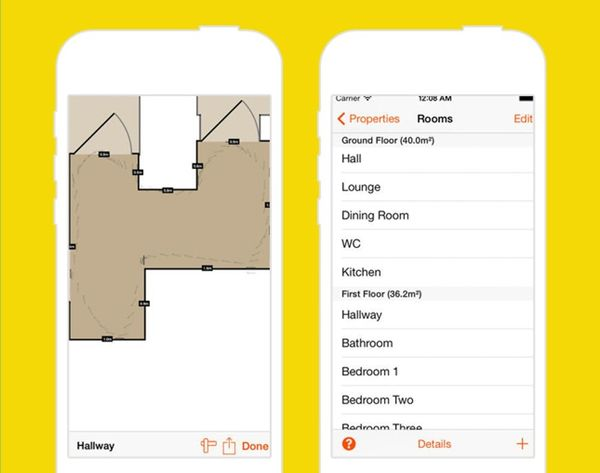 How to Make a Floor Plan on Your Phone — No Tape Measure Required