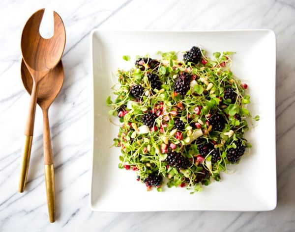 12 Microgreen Recipes Packed With Macro Flavor