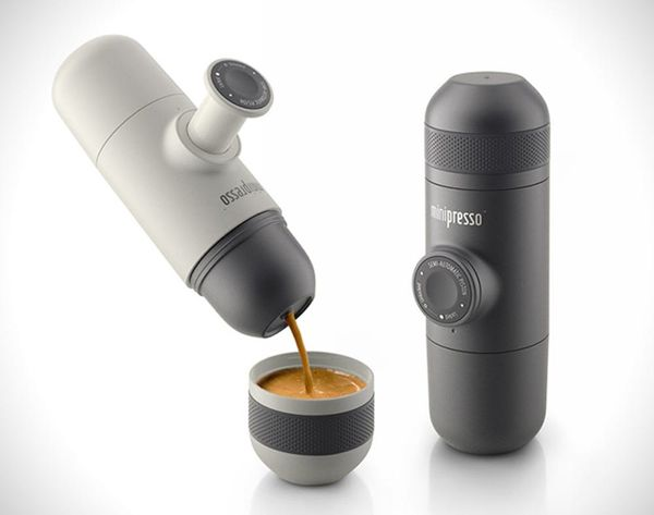 This Gadget Makes Delicious Espresso on the Go