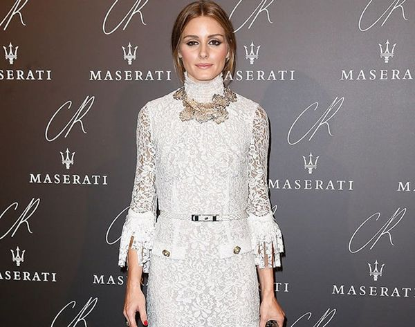 6 Times Olivia Palermo Made Us Want to Wear Fringe