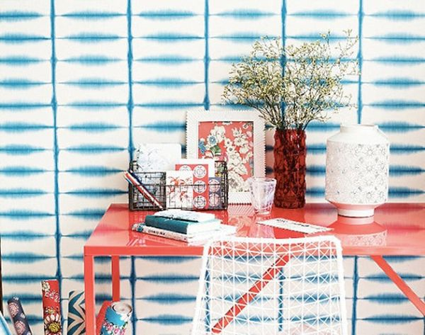 21 Colorful Wallpapers to Brighten Any Room