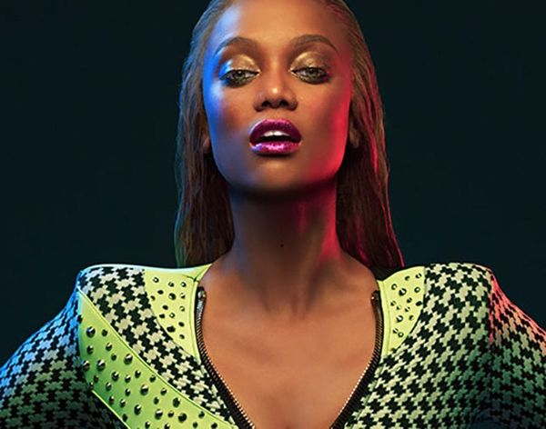 Tyra Banks Just Launched a Fierce New Makeup Line
