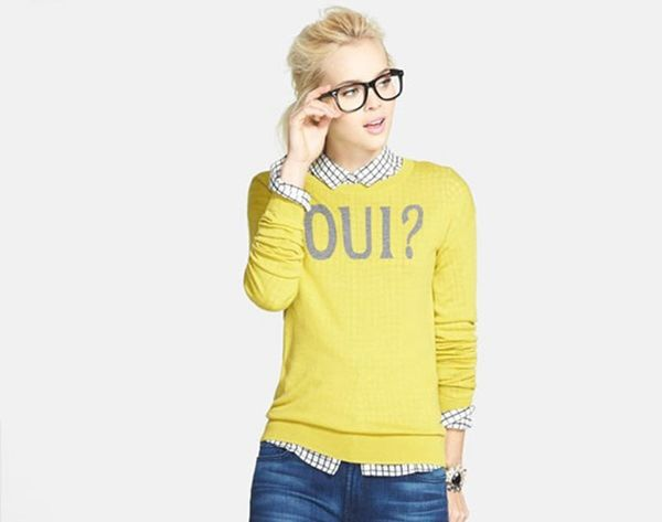 Say Hello to These 14 Convo-Starting Sweaters
