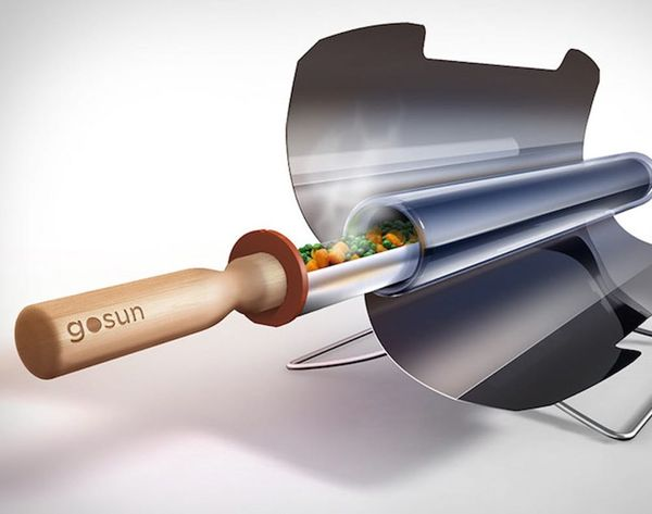 Let the Sun Cook Dinner With This Gadget