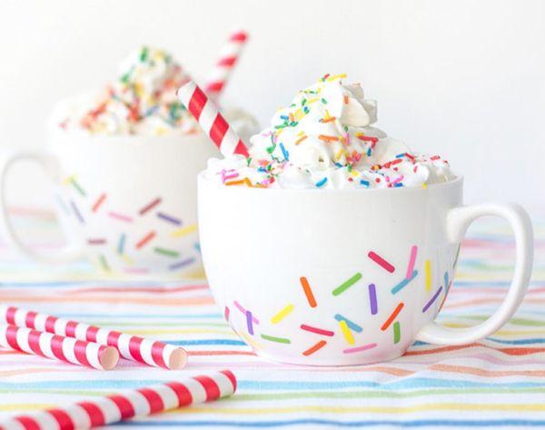 21 DIY Mugs for Hot Beverage Season