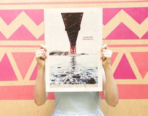 We're California Dreamin' About These 8 Art Prints