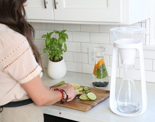 Is This The Most Stylish Water Filter Ever?