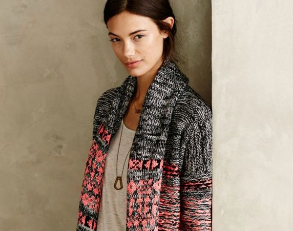 Wrap Yourself Up In These 15 Cozy Cardigans