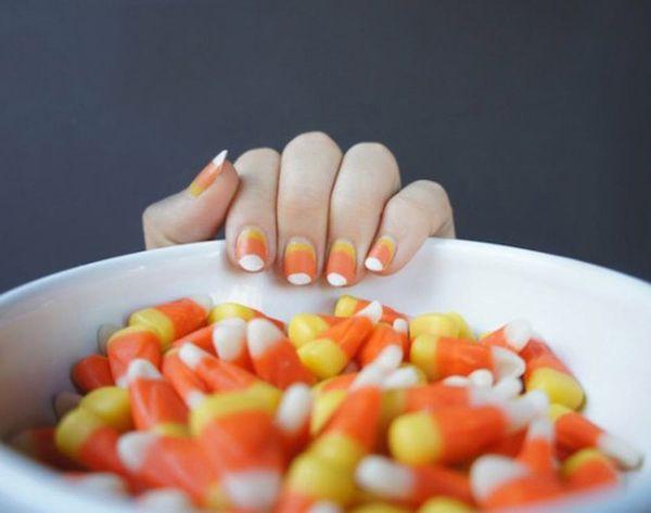 15 Candy Corn-Inspired DIYs