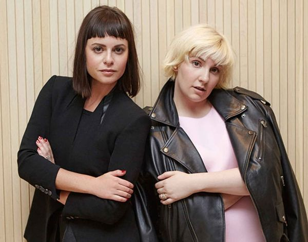9 Style Tips from Lena Dunham + Nasty Gal