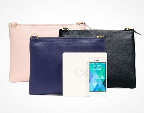 This Purse Will Charge Your Phone for Up to 96 Hours