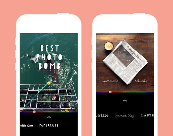 Add Text to Photos Fast With This App