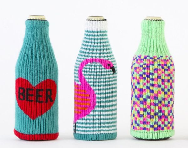 These Are the Cutest Cozies to EVER Hug Your Beer