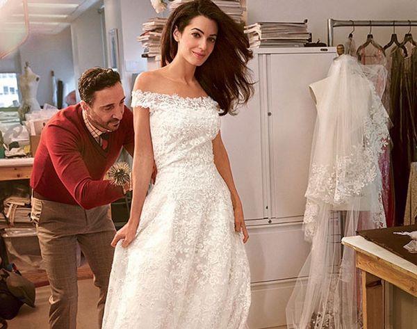 4 Ways to Look like Amal Alamuddin on Your Wedding Day