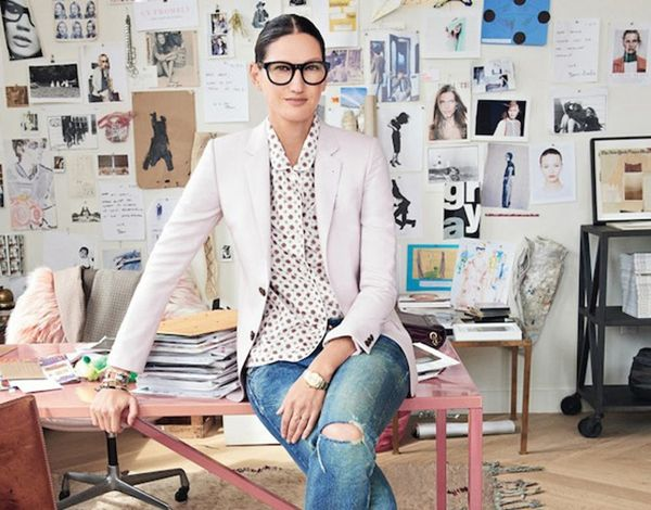 12 Life and Style Tips from J.Crew's Jenna Lyons