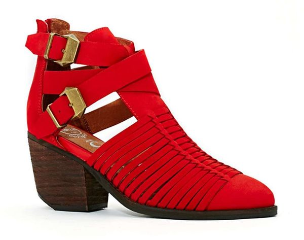 Step into Fall With These 13 Cutout Booties