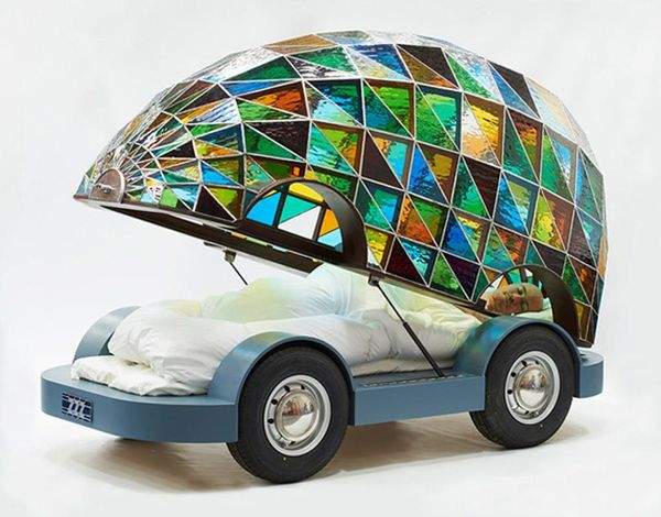 You Won't Believe What This Futuristic Car Can Do