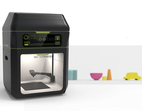 This 3D Printer Will Print With Your Old Plastic Bottles